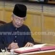 KUALA LUMPUR 27 Sept. – Pengasas syarikat hartanah Rahim & Co. Datuk Abdul Rahim Abdul Rahman hari ini mengangkat sumpah sebagai senator bagi penggal kedua di Dewan Negara. Majlis angkat […]