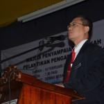Ucapan Perasmian oleh wakil JPN