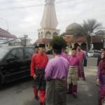 Sambutan terhadap YB Dato' Abdul Rahim