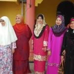 Guru-guru SMKSI(1) yang bergaya