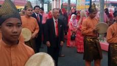 Majlis Persaraan Cikgu Lim Seang Hwee Guru Kemahiran Hidup Bersepadu (KHB) SMKSIS (1999-2018) 14. 2. 2018 (Rabu) 7. 30 pagi Dewan Besar Sultan Ibrahim, SMKSIS