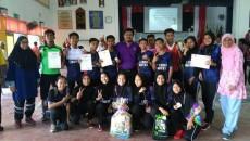 Tahniah team merentas desa Larian Pasir Mas. 3. 2.2018 Di SMK Tiang Chandi 18L No 2 Dan No 6 18P no 3 15P no 4 Johan 18L keseluruhan