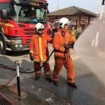 Program  Kawad Pengosongan Bangunan dan Demonstrasi Memadamkan Kebakaran