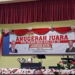 Tahniah warga SMKSIS KERANA  MENDAPAT TEMPAT KEDUA DALAM ANUGERAH JUARA PPD PASIR MAS 2018