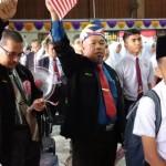 Pelancaran Bulan Kebangsaan  Peringkat SMKSIS 2019
