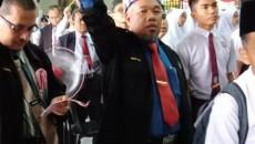 Pelancaran Bulan Kebangsaan Peringkat SMKSIS Oleh : Tuan Haji Zulkafli bin Senik Pengetua SMKSIS 4 Ogos 2019 7.30 pagi Di Dewan Sultan Ibrahim SMKSIS