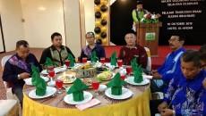 'Majlis Segunung Harapan Selautan Harapan' Annual Lunch Pra Universiti SMKSIS 2019 Tarikh : 10.10.2019 Tempat : Hotel Al Ansar, Kota Bharu. Masa : 12.00 t.h