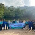 Program Khidmat Masyarakat Lestari Alam Bukit Panau Pusat Tingkatan Enam SMKSIS Dengan Kerjasama Majlis Daerah Pasir Mas. 19.2.2020 8.00 Pagi Di Bukit Panau,Kelantan