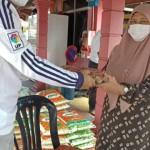 Sumbangan kepada keluarga pelajar SMKSIS yang terjejas semasa PKP