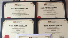 30-09-2020 Pusat Tingkatan Enam, SMK SIS Pasir Mas, unggul dlm Pep STPM 2019, Peringkat Negeri Kelantan dgn meraih 6 Anugerah & Sijil Penghargaan; 1. PNGK kedua terbaik 2. Terbaik mata […]