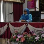 Selamat Datang kepada Penolong Kanan Pentadbiran Puan Asiah binti Omar ke SMKSIS.