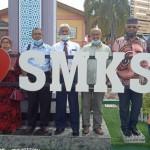 Penyampaian Sumbangan Dermasiswa dan Bantuan daripada Alumni SMKSIS